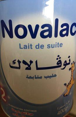 Novalac Lait de suite