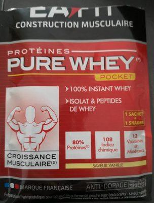 Protéine pure whey
