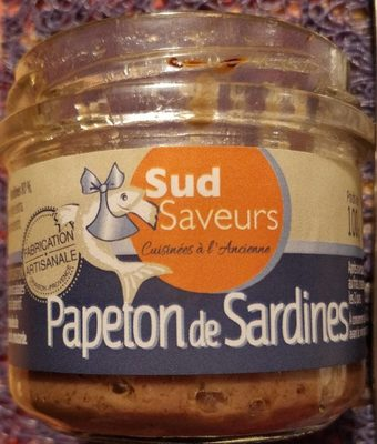 Papeton de sardines