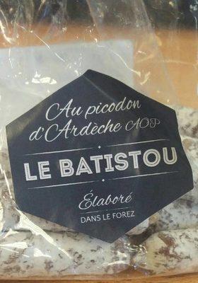 P'tit Baptistes au Picodon d'Ardèche