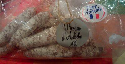Mini saucisson sec au picodon d'Ardèche