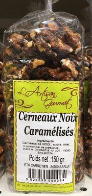 Cerneaux noix caramelises