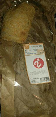 Baguette fendue emmental Carrefour