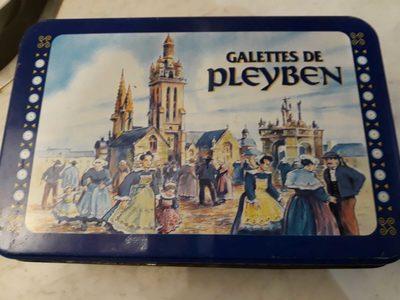 Galettes de Pleyben