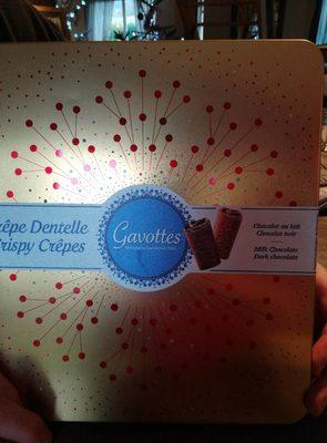 Gavottes chocolats