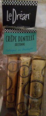 Crêpe dentelle bretonne