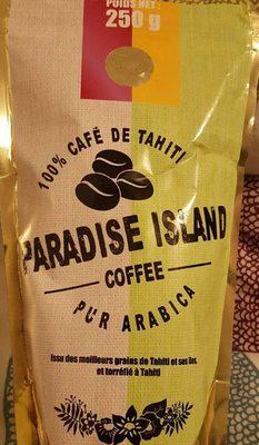 100% café de tahiti