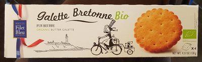 Biscuit Filet-bleu Galette Bretonne Bio