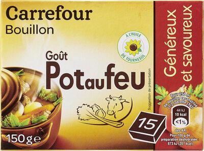 Bouillon SAVEUR POT-AU-FEU