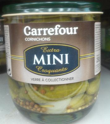 Cornichons Mini (Extra Croquants)