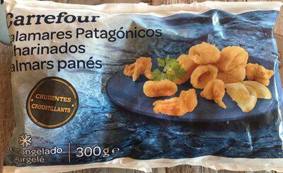 Calamares Patagónicos enharinados
