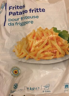 Frites Pour friteuse