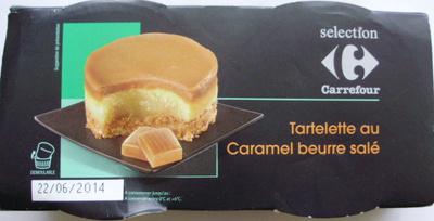 Tartelette au Caramel beurre salé