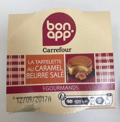 Tartelette Caramel Beurre Salé
