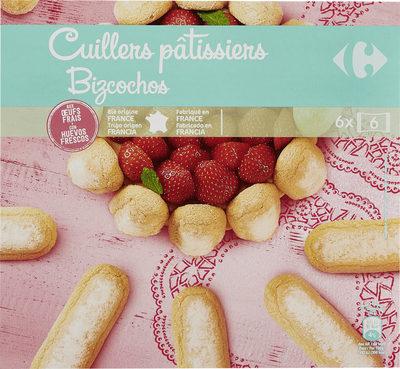 Cuillers pâtissiers