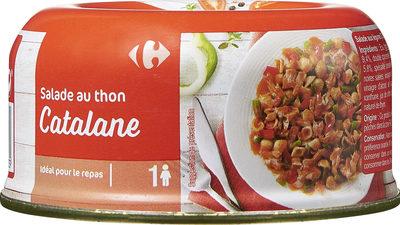 Salade au thon Catalane