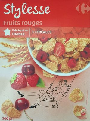 Stylesse Fruits Rouges