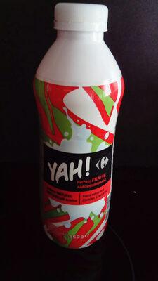 Yah! Parfum fraise