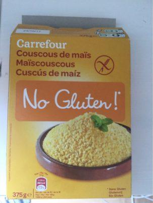 Couscous maïs sans gluten