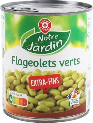 Flageolets verts EF 4/4 530g pne