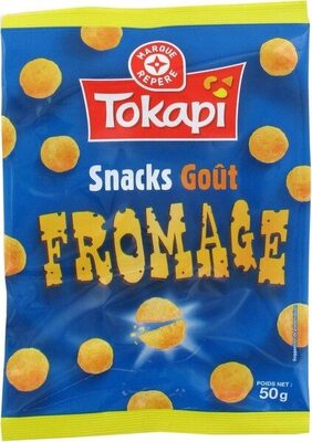 Snacks boule fromage