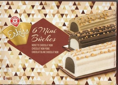 Buche mini assortiment Trofic Chocolat