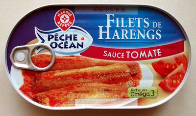 Filets de Harengs (sauce tomate)