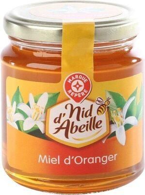Miel fleur d'oranger