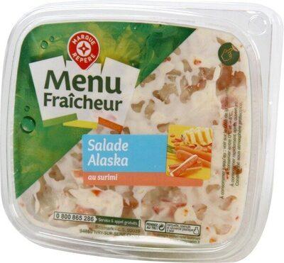 Salade d'Alaska