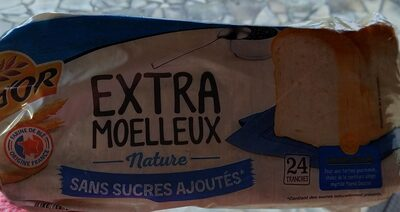 Extra moelleux nature