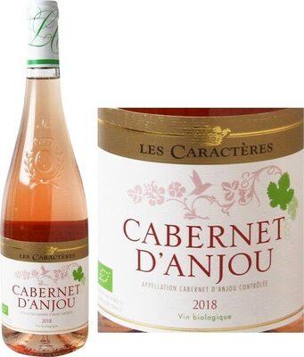 Cabarnet d'Anjou bio A.O.C. 2017