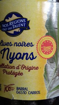 Olives noirs de Nyons