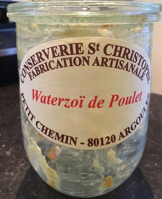 Waterzoi de Poulet