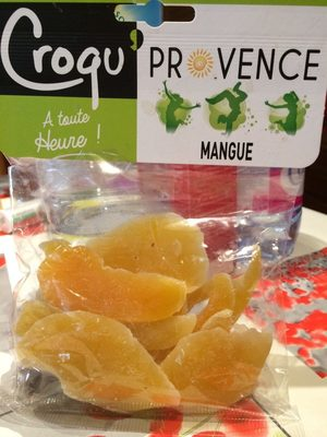 Croqu'provence Mangue