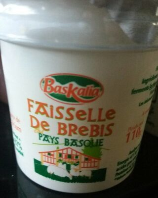 Baskalia Faisselle de Brebis Pays Basque