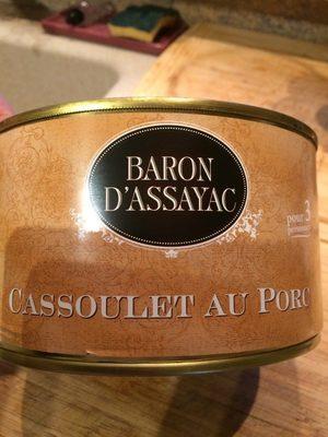 Cassoulet au porc