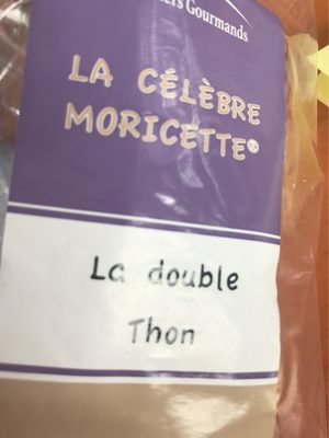 Mauricette double thon