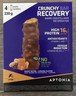 Crunch bar recovery