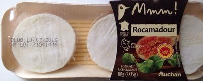 Rocamadour (22 % MG)