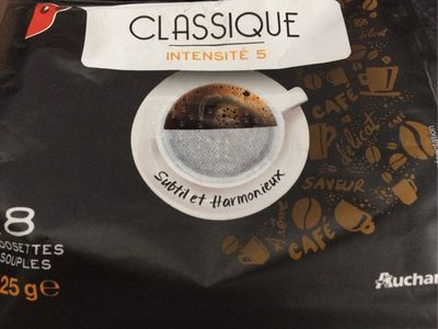 Dosettes Café Classique Pochons x18
