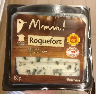 Roquefort au lait cru