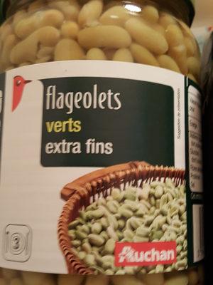 Flageolets Verts Extra Fins