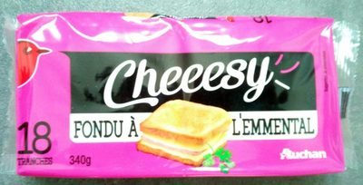 Cheesy fondu à l'Emmental