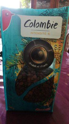 Café Colombie intensité 5 Auchan