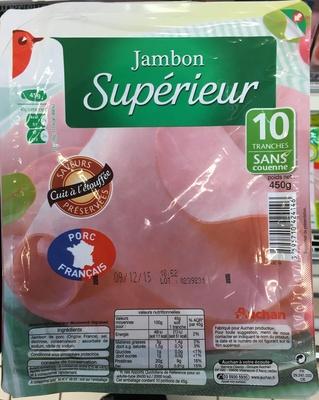 Jambon Supérieur