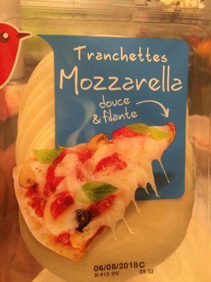 Mozarella Tranchette