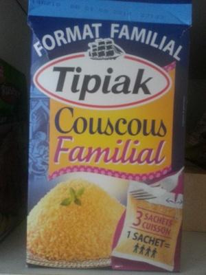 Couscous Familial