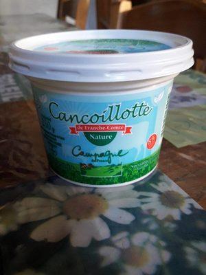 Cancoillotte nature