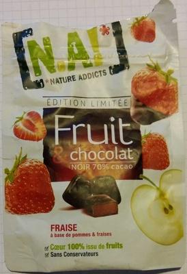 Fruit & chocolat noir 70% cacao