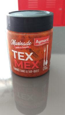 Marinade Tex mex